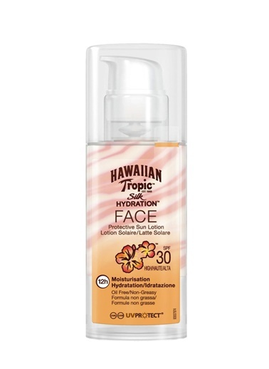 Lotion Silk Hydration Face Spf30 50Ml-Hawaiian Tropic